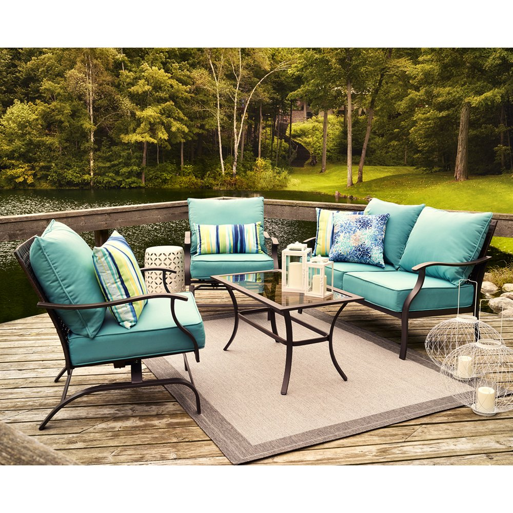 Conversation Patio Furniture Clearance Wicker Patio Conversation Sets Clearance Home Design